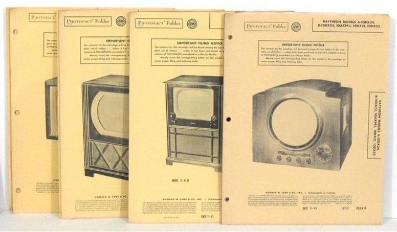television schematics